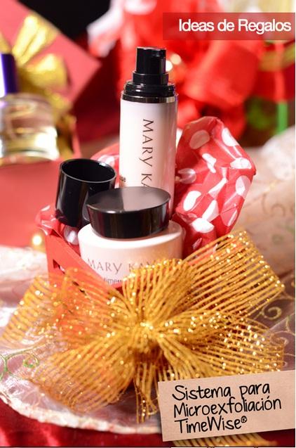 Resalta tu belleza con mary kay ideas de regalos de mary for Ideas regalos navidad