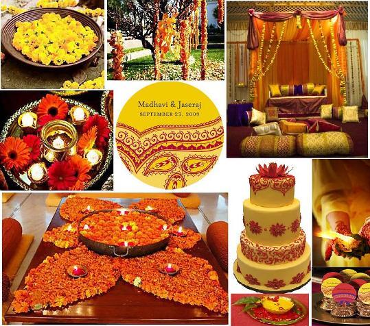 Indian Wedding Cakes Durban