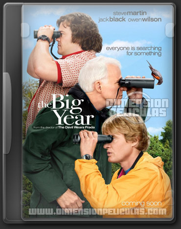 The Big Year (DVDRip Español Latino) (2011)