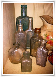 Vintage Bottles