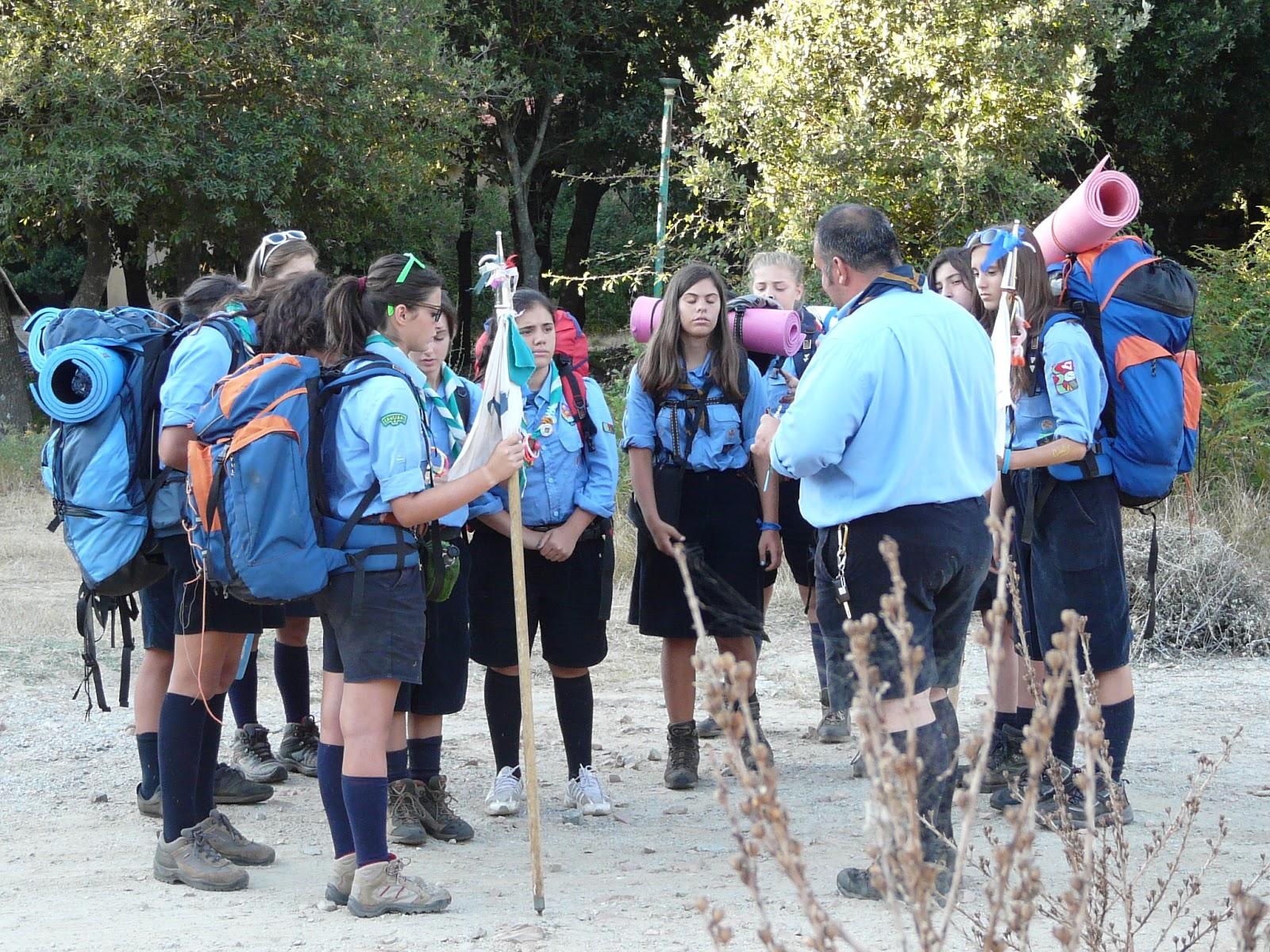 Scout cagliari 4 la fenice la squadriglia pilastro - Pilastro portante ...