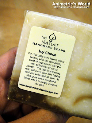 By Nature Handmade Soaps & 100% Natural Products