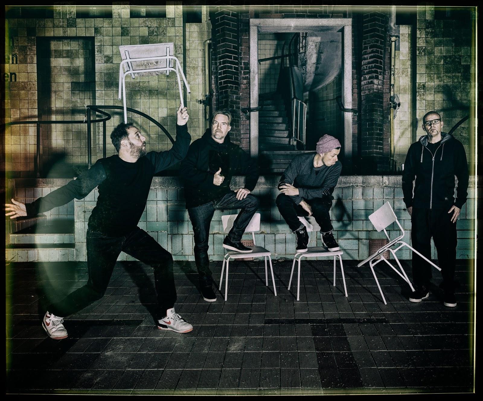 """Andreas """"Bär"""" Läsker - Die Fantastischen Vier - REKORD - TV Tipp - Termine - Tour und Unboxing"""