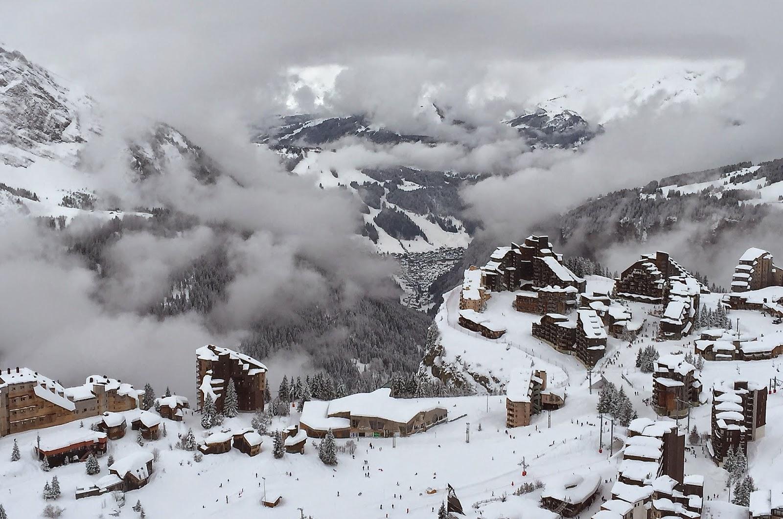 Avoriaz ski Portes du Soleil forfait prix