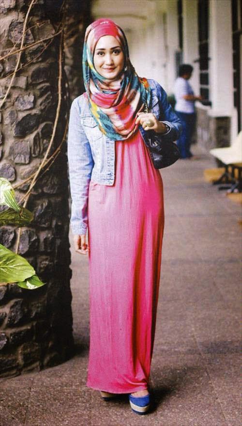Hijab Fashion Hijab Styles Clothes Trends 2014
