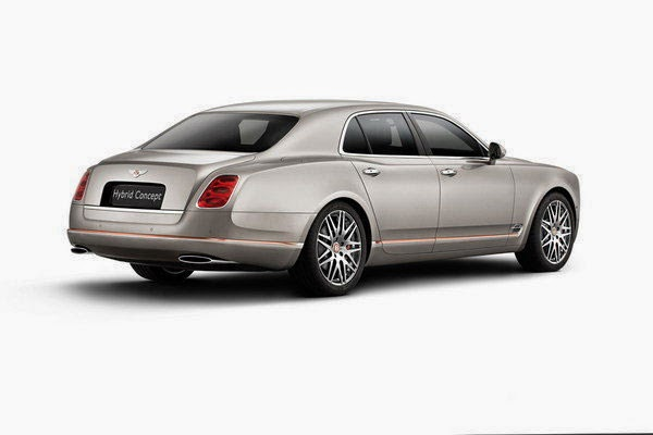 2014 New Bentley Hybrid Price and Concept Review