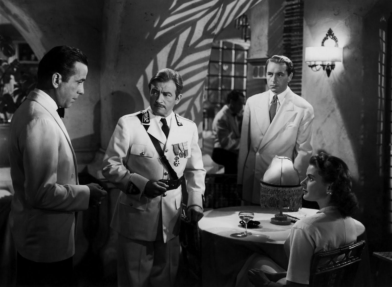 a review of casablanca a film by michael curtiz Casablanca director michael curtiz is finally getting the recognition he deserves film critic kenneth turan previews this series in the los angeles times.