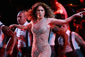 Hollywood, Artis Amerika, American Idol, J-Lo, Jeniffer Lopez, Bakal, Buat, Persembahan, Malam, Kemuncak