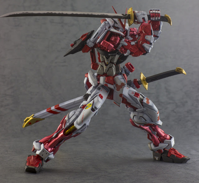 Gundam Astray Red Frame Modified