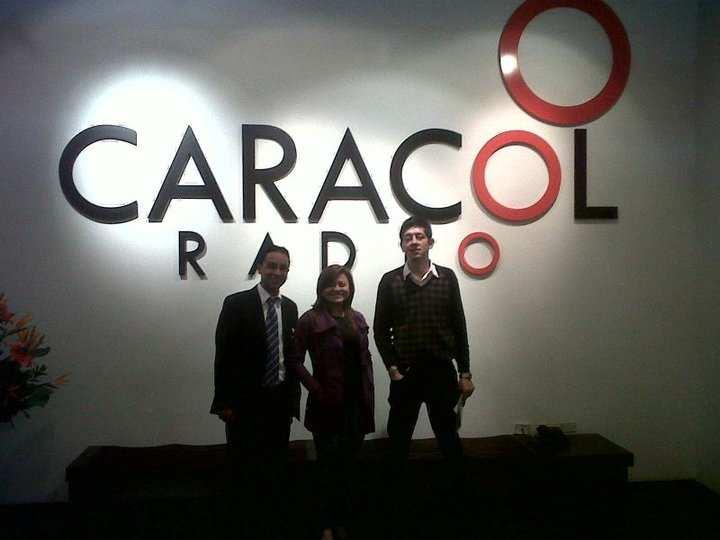Miguel Angel Olarte, Entrevista en CARACOL RADIO