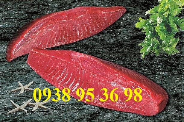 Cá ngừ đại dương phi lê, giá cá ngừ đại dương phi lê, cung cấp cá ngừ đại dương phi lê, cá ngừ phi lê, phi lê cá ngừ đại dương giá rẻ ở tphcm, LH 0938 95 36 98