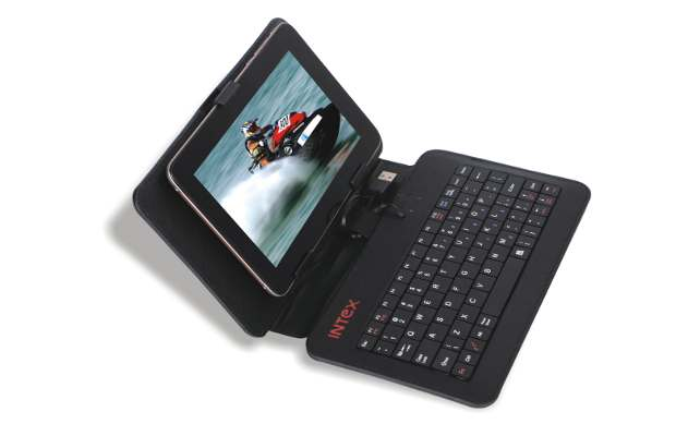 INTEX i-Buddy 7-inch Tablet
