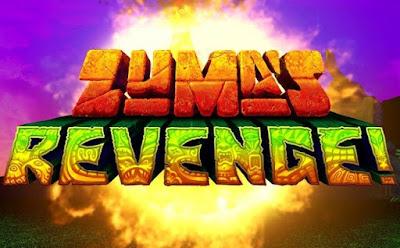 Zuma's Revenge PC Games Logo