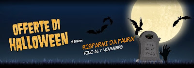 Steam offerte Halloween