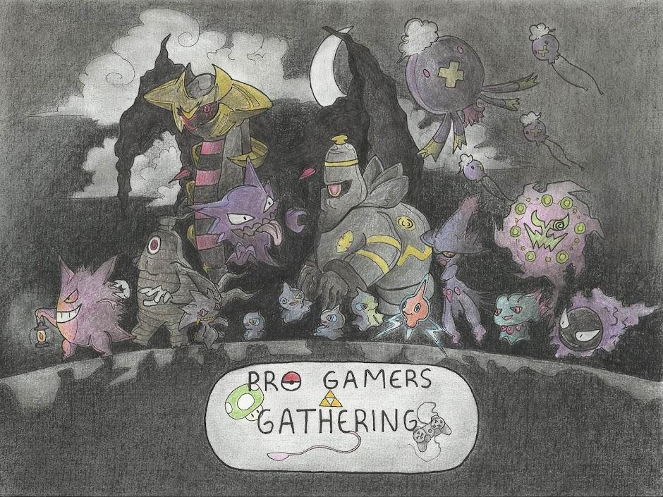 Pro-Gamers Gathering