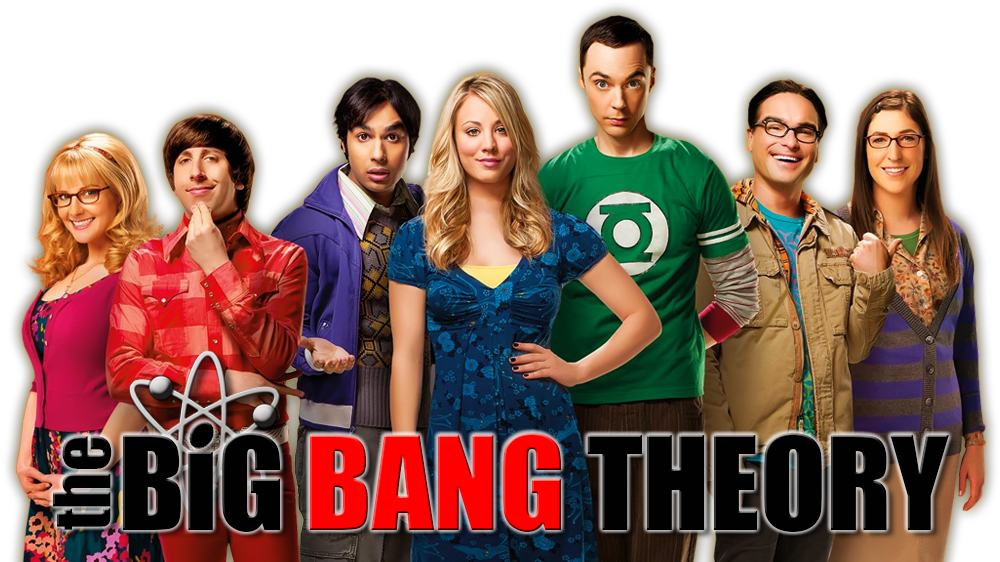 ~The Big Bang Theory~ The-big-bang-theory