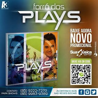 FORRÓ DOS PLAYS PROMOCIONAL NOVEMBRO 2013