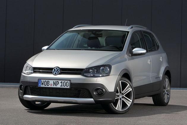 2012 VW CrossPolo Urban White: Volkswagen Expansion