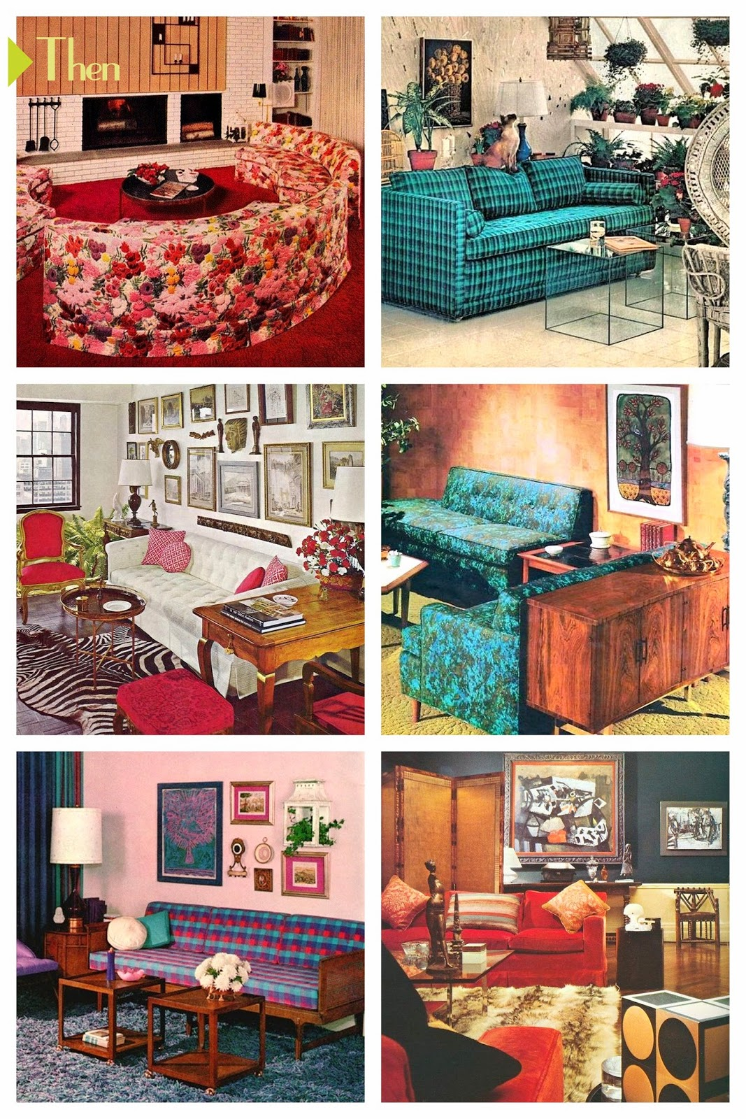 Midcentury-Livingrooms