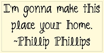 photo of quote about HOME