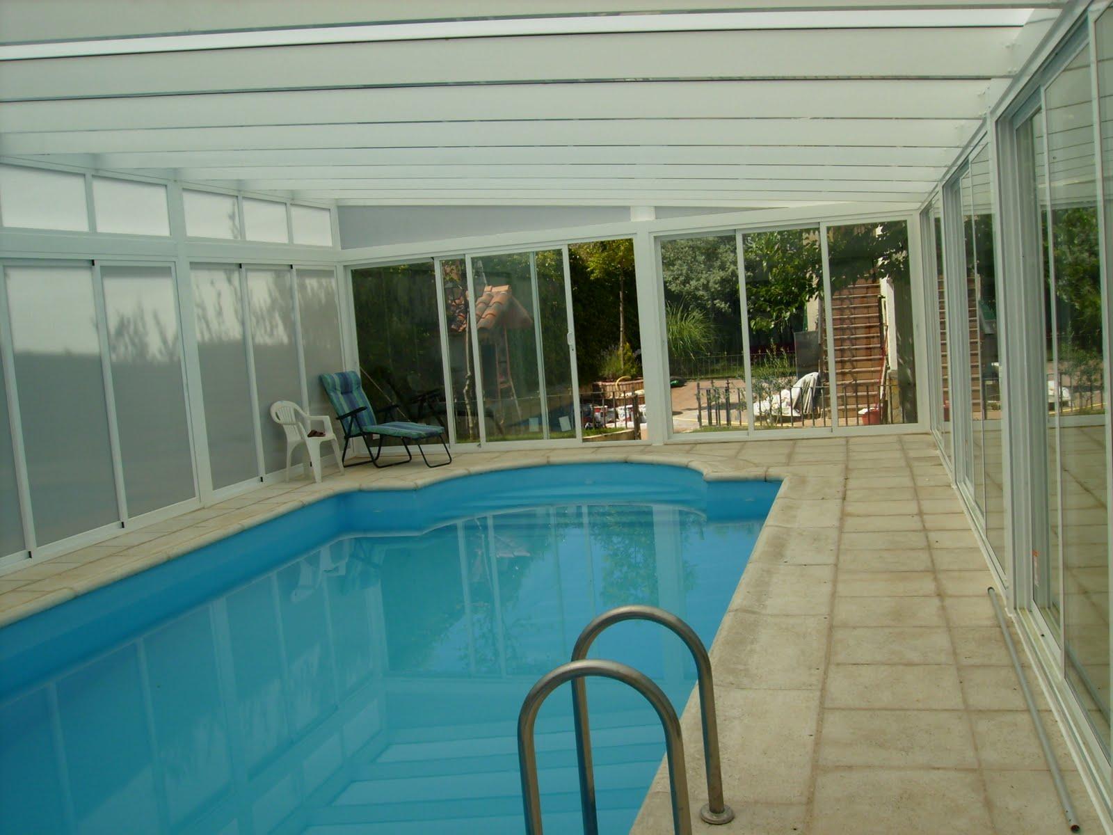 los cerramientos para piscinas transforman su piscina en