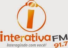 Rádio Interativa FM de Ampére PR ao vivo