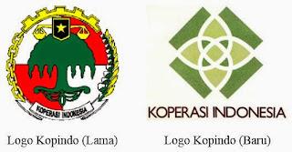Logo/lambang koperasi Indonesai lama/baru