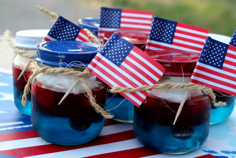 Greene Acres Hobby Farm: Patriotic Party Ideas and Crafts