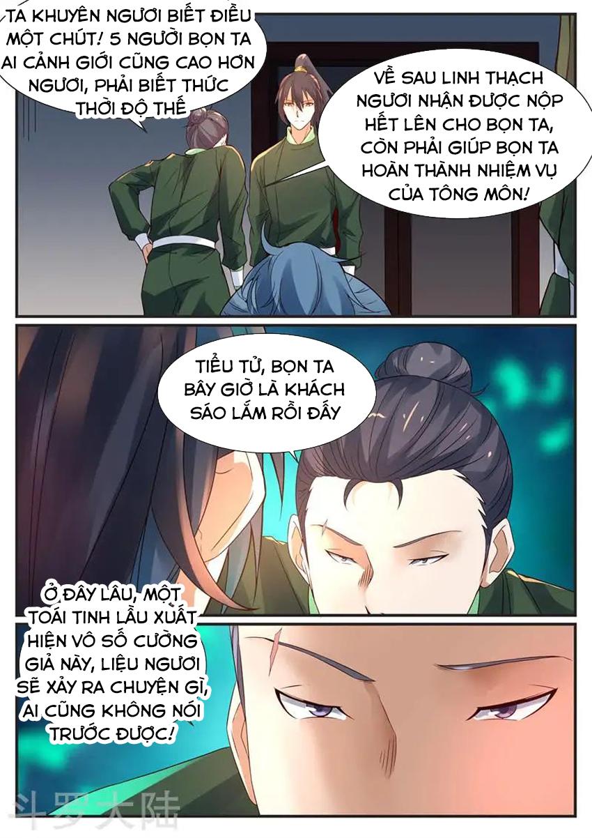 Ngự Thiên chap 67 - Trang 6