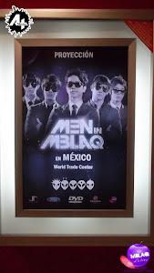 [Proyección Men in MBLAQ ~México]