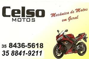 Celso Motos - Celsinho