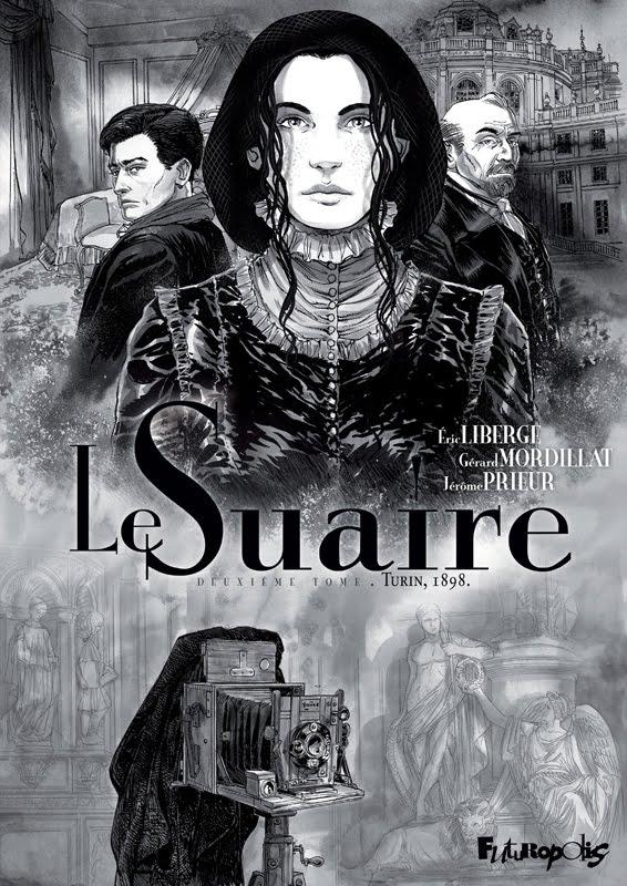 """Le Suaire"" tome 2"