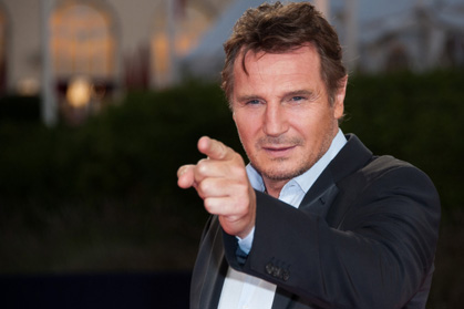 Liam Neeson photographed on the redcarpet (Photo: Listal)