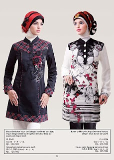 Baju Casual Muslimah