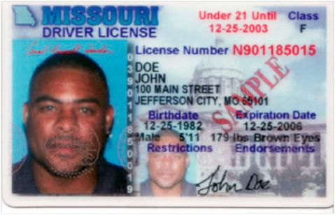 Missouri Drivers License Name Change Tips   DMV.com