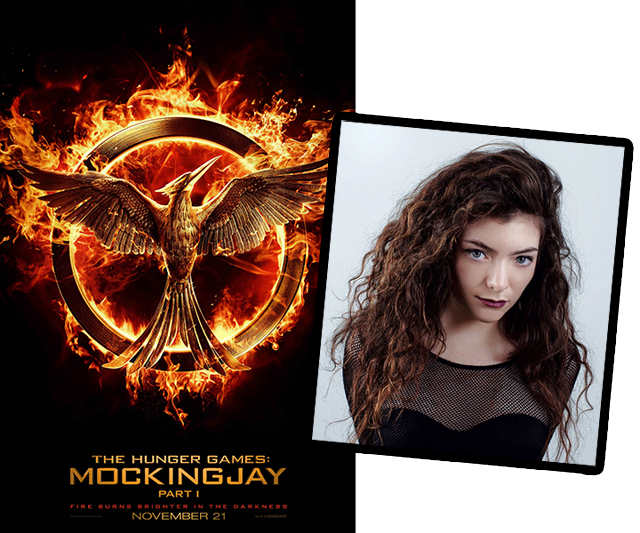 Lorde Hunger Games Soundtrack