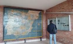 El mapa de los presos republicanos en La Barranca (La Rioja)