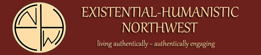 Logo for Existential Humanistic North West -EH Professionals in Portland Ore founded by bob Edelstein