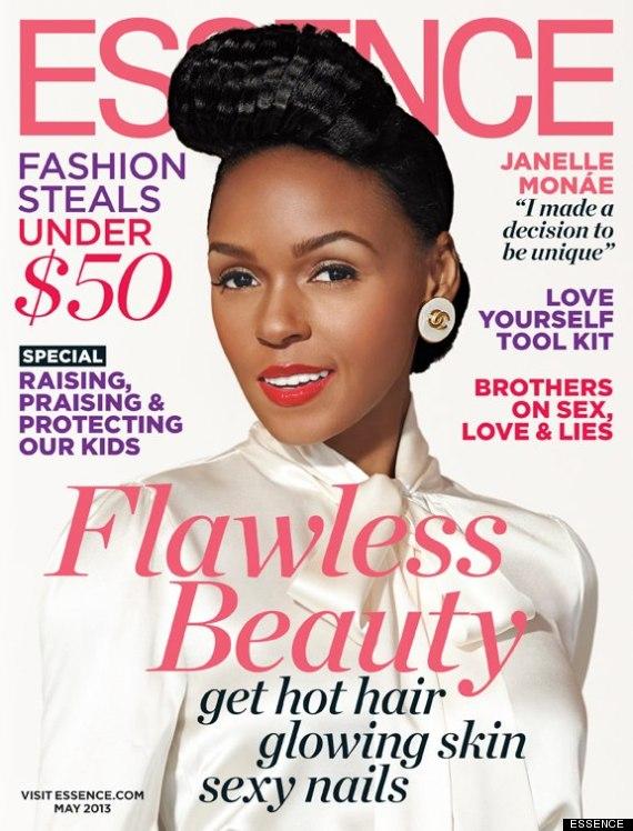 Magazine Love: Janelle Monae Graces the Cover of ESSENCE Magazine!