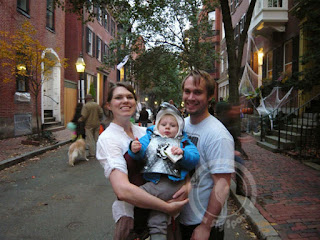 What to Know About Trick or Treating on Beacon Hill