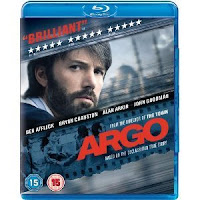 Argo Blu Ray Cover