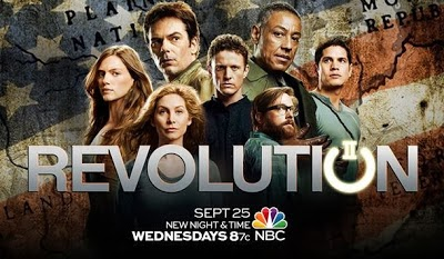Revolution Season Two Premiere