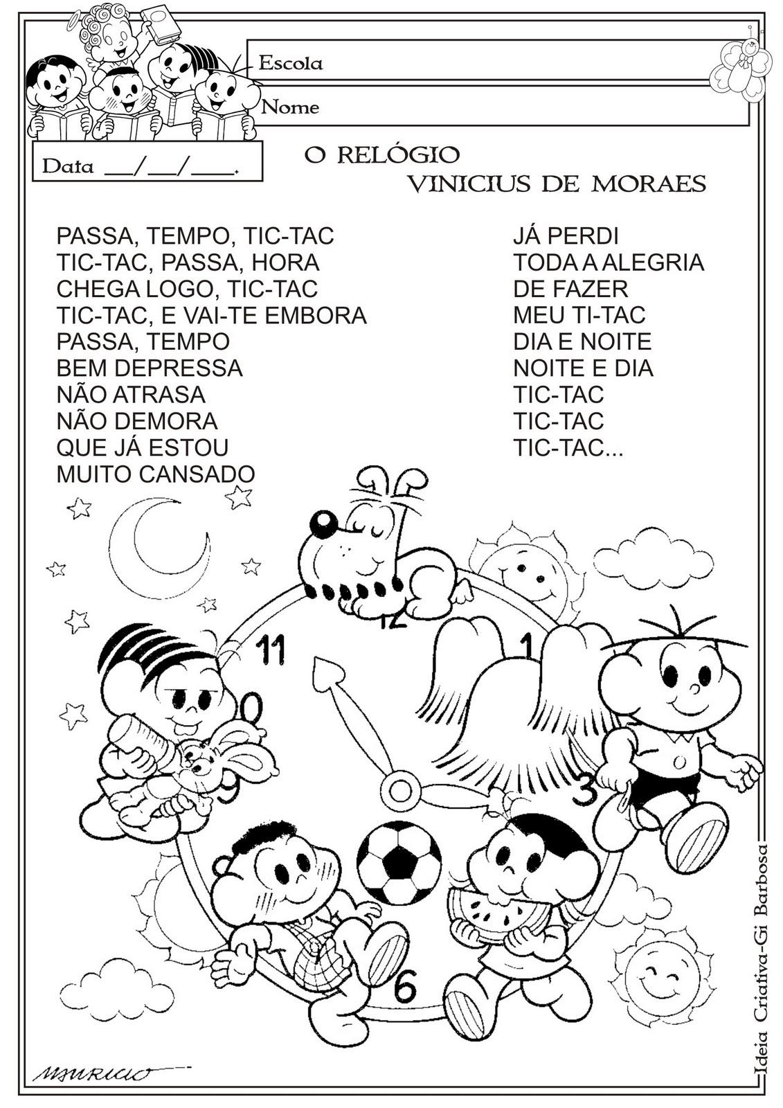 Poemas - Vinicius Moraes - Poemas / Poesia de Vinicius