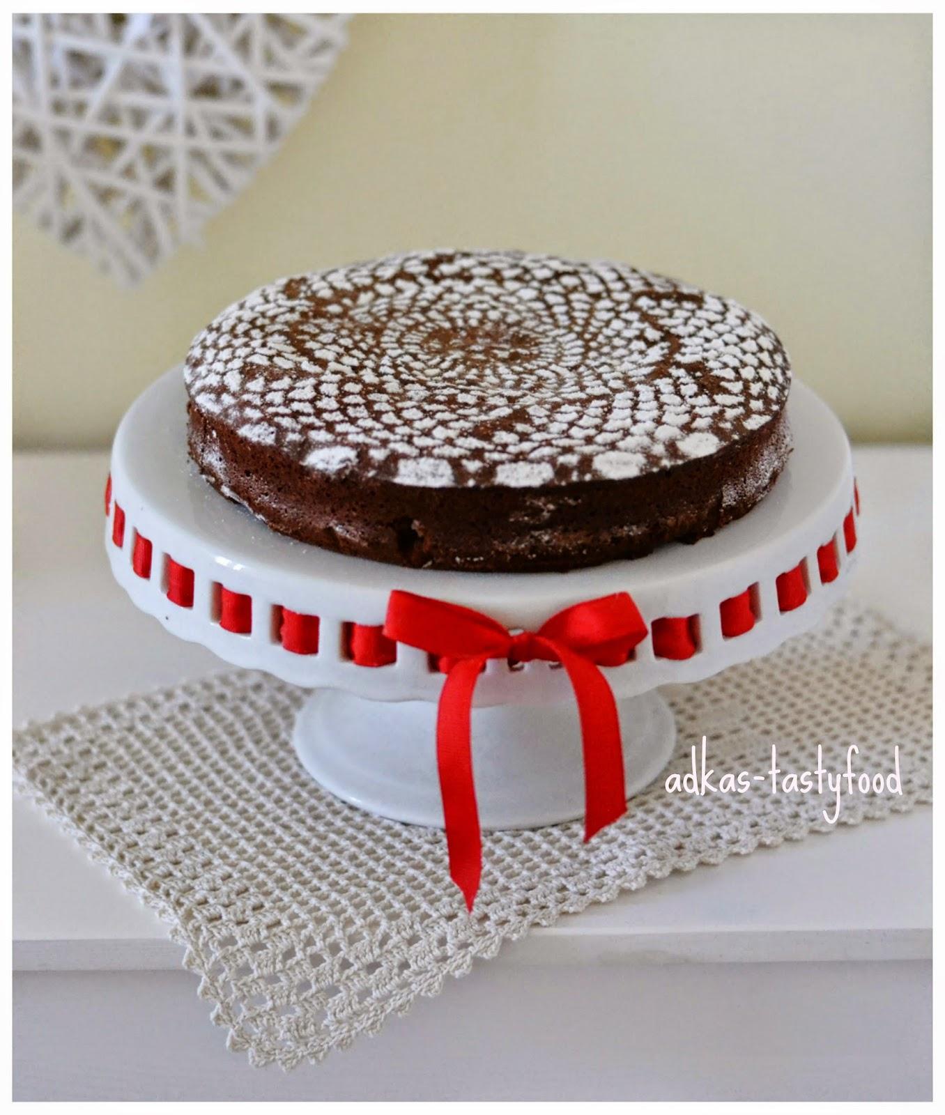 Čokoládovo-mandľová torta (bez múky)