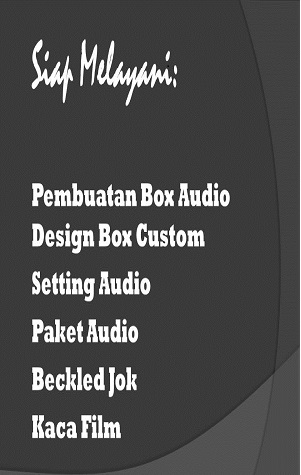 T-OT CAR AUDIO SURABAYA