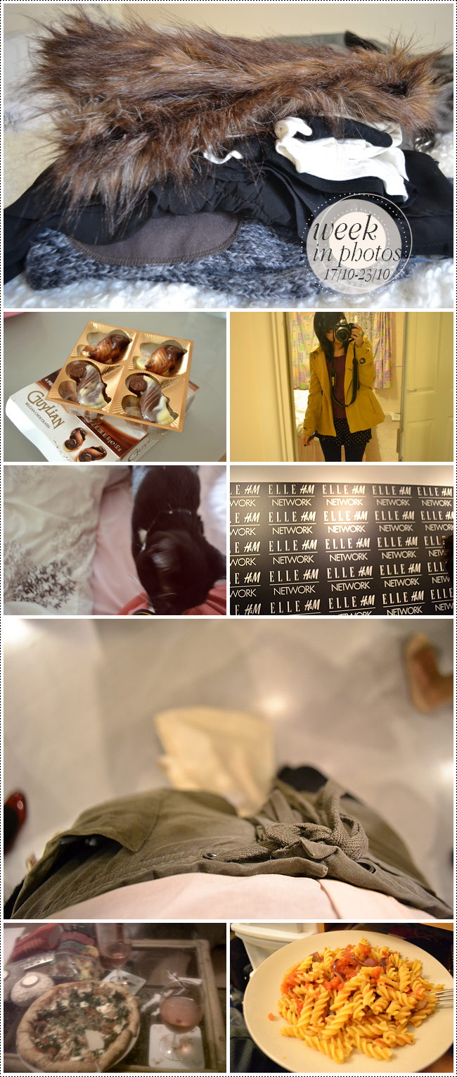 daisybutter - UK Style Blog: week in photos 17/10-23/10