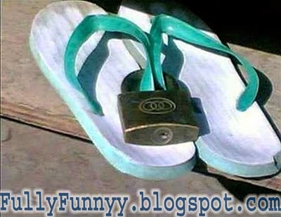 Funny Slippers Awesome And Fantastic Security