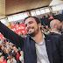 """Garzón en Valencia: """"Nosotros no prometemos milagros, prometemos lucha"""""""