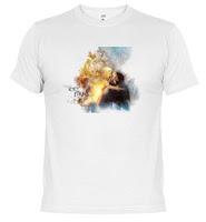 camiseta hielo y fuego - Juego de Tronos en los siete reinos