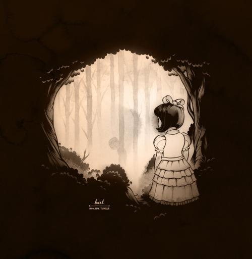 El espejo l dico los peligros del bosque for Lo espejo 0450 el bosque